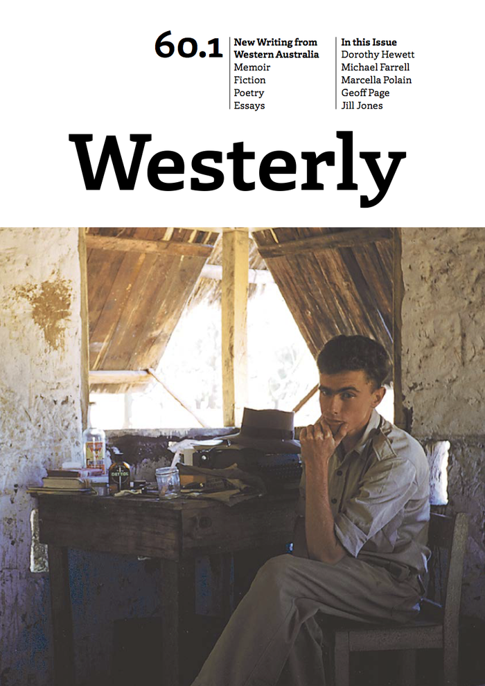 Westerly magazine (2016 redesign) 5