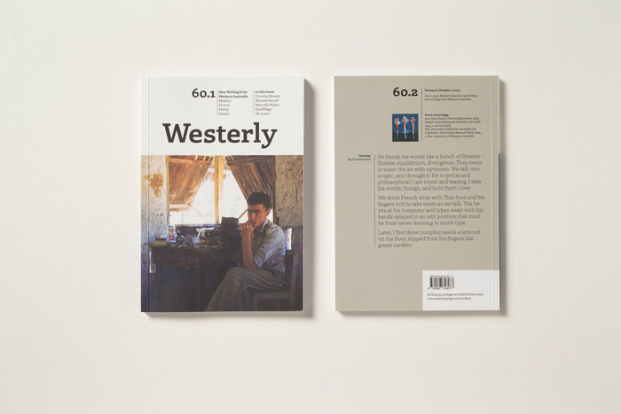 Westerly magazine (2016 redesign) 6