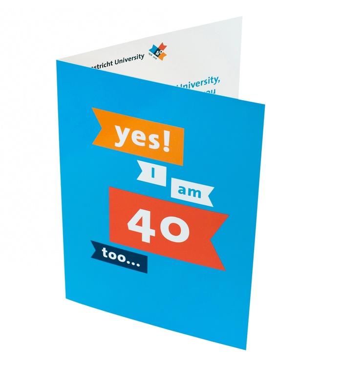 Maastricht University 40th Anniversary 4
