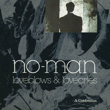 No-Man band logo and album art (1992–1993)