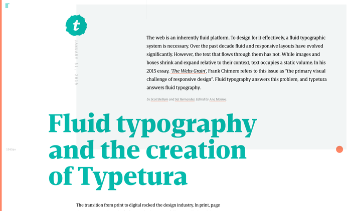 Typetura introduction articles 1