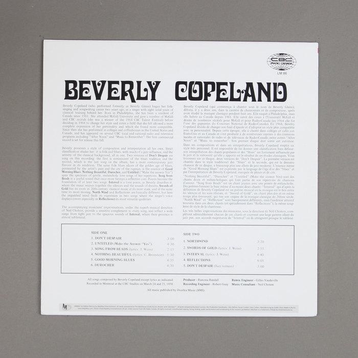 Beverly Copeland – Beverly Copeland 3