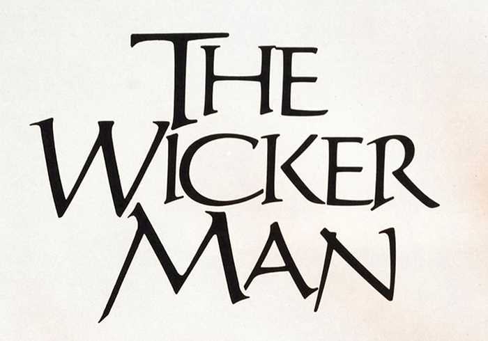 The Wicker Man (1973) film credits and promotional material 5