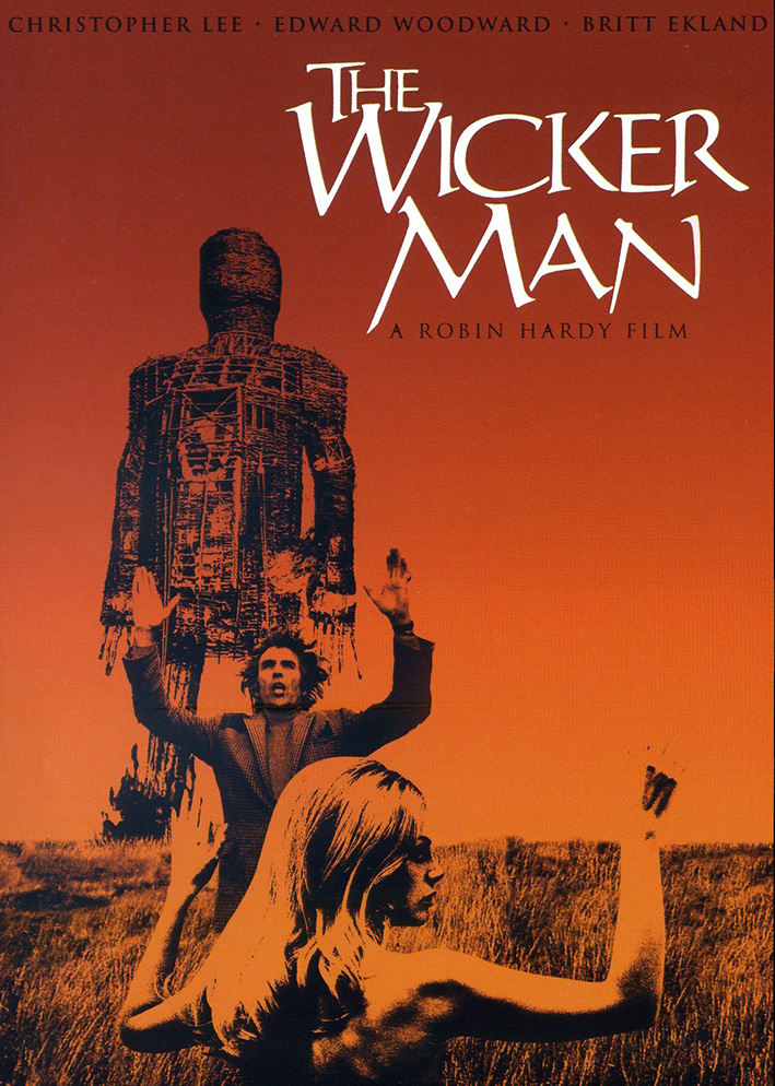 Poster for the wicker man 1973 poster
