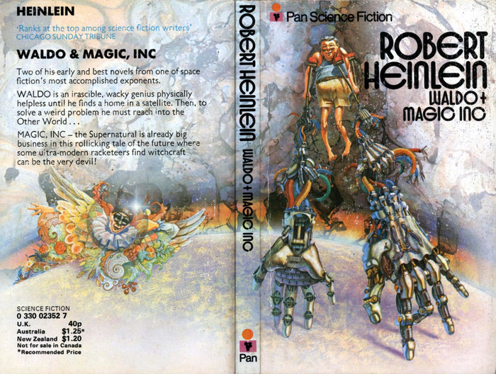 Pan Science Fiction's Robert Heinlein Series 3