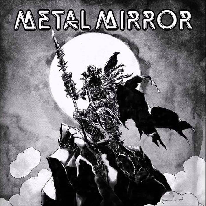 Metal Mirror, III, 2014 (Metal Mirror's third compilation album)