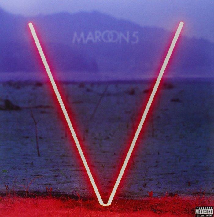 Maroon 5, V, 2014.