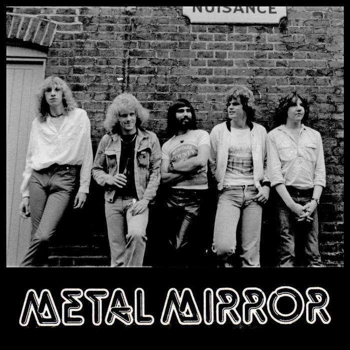 Metal Mirror – Discography (1980–2014)