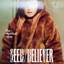 "<cite>Foam</cite> magazine #51, ""Seer/believer"", 2018"