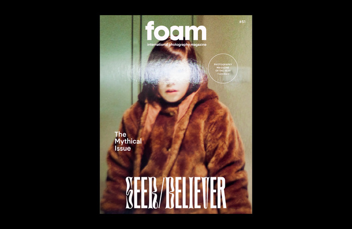 "Foam magazine #51, ""Seer/believer"", 2018 1"