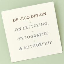 De Vicq Design