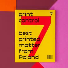 <cite>Print Control</cite>, issue 7, 2019