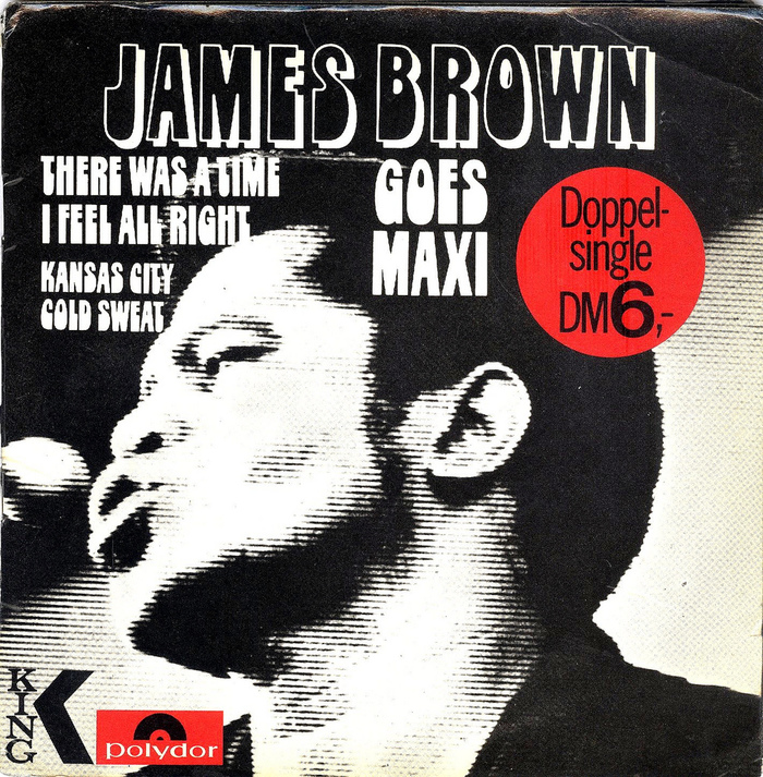 James Brown – Goes Maxi