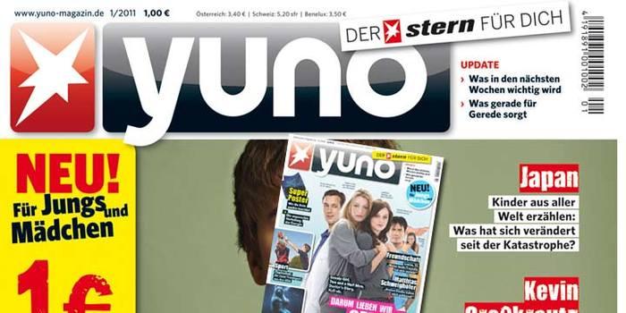 Yuno magazine logo 1