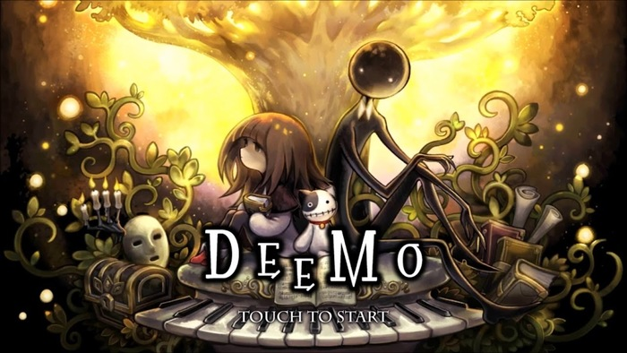 Deemo video game 1