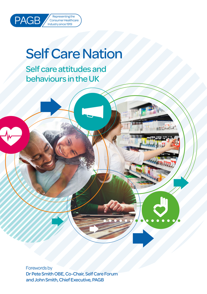 Image of PAGB SELF CARE NATION REPORT NOVEMBER 2016 1 1