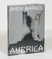 <cite>America</cite> by Andy Warhol
