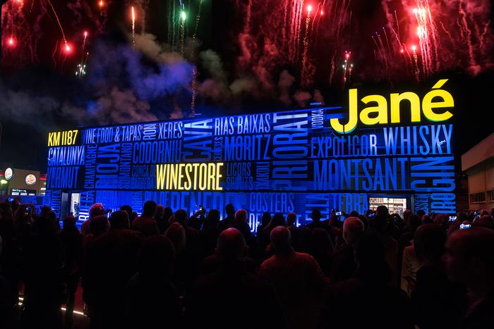 Jané Winestore Expo-Licor 8