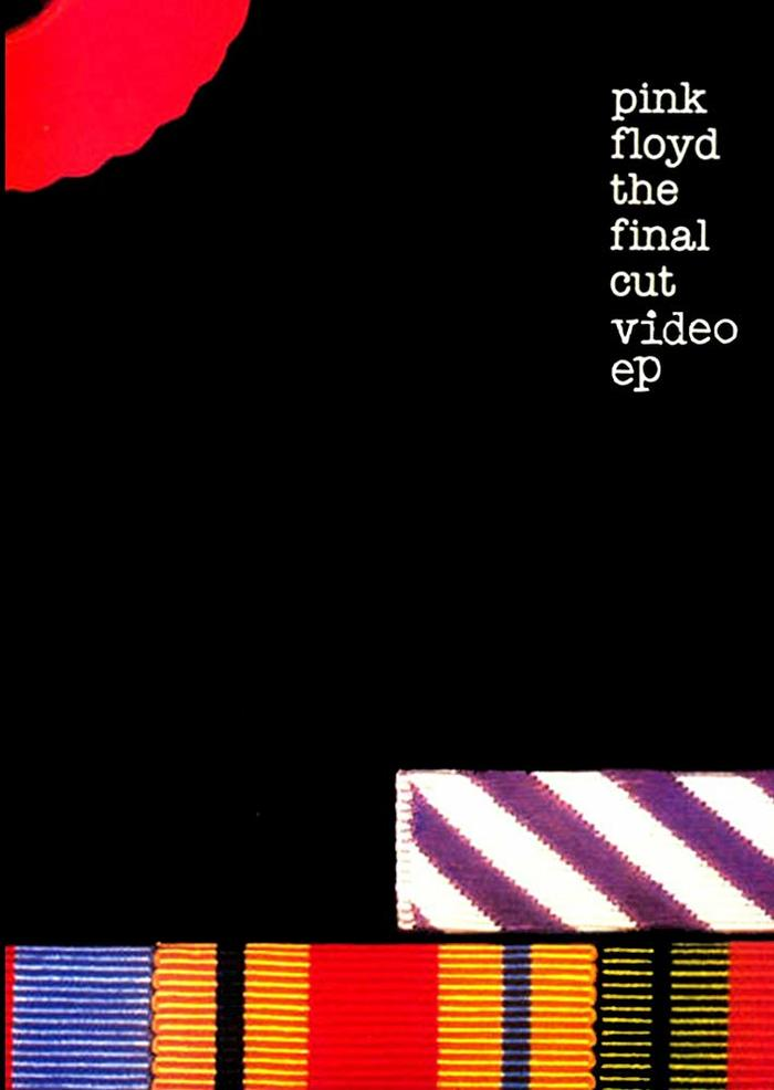 VHS cover of the video EP with a short film version of the album.