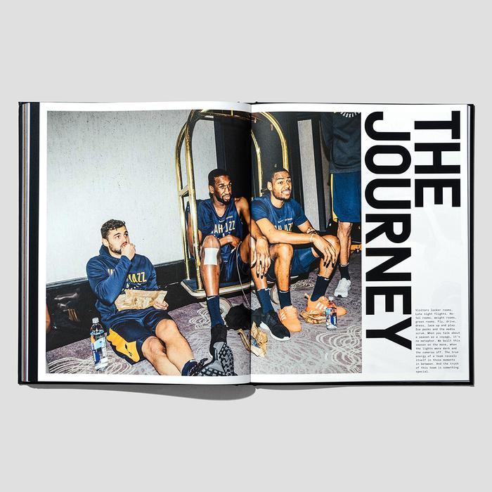 Utah Jazz Yearbook 2017–2018 4
