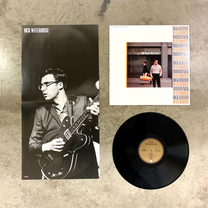 Nick Waterhouse – Nick Waterhouse album art 2