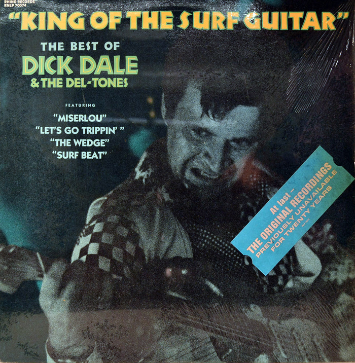 King of the Surf Guitar. The Best of – Dick Dale & The Del-Tones 2