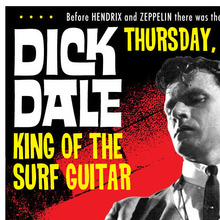 Dick Dale at The Press Club