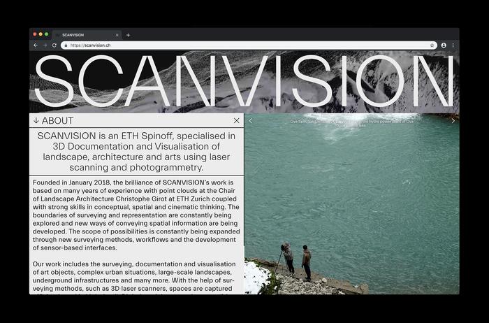 Scanvision 3