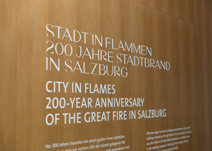 City in Flames. 200-Year Anniversary of the Great Fire in Salzburg 4