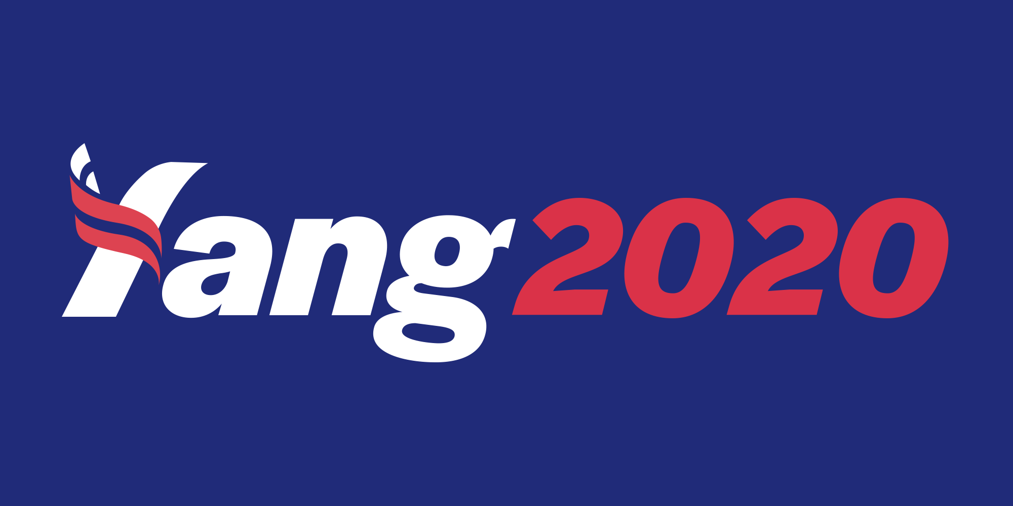 Image result for yang campaign logo""