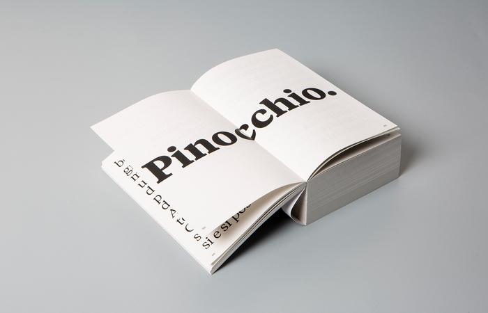 Pinocchio: Storia di un burattino 4