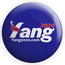 Yang 2020 presidential campaign