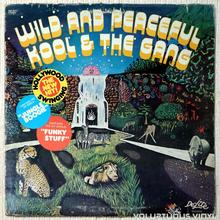 <cite>Wild and Peaceful</cite> – Kool &amp; The Gang