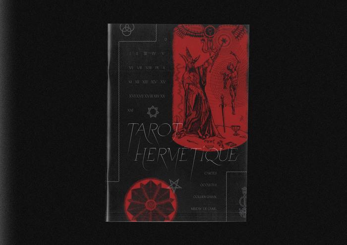 Tarot Hermétique 1