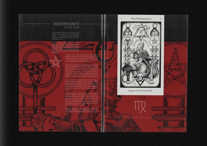 Tarot Hermétique 8