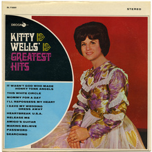 <cite>Kitty Wells' Greatest Hits</cite>