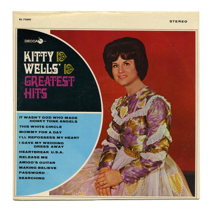 Kitty Wells' Greatest Hits