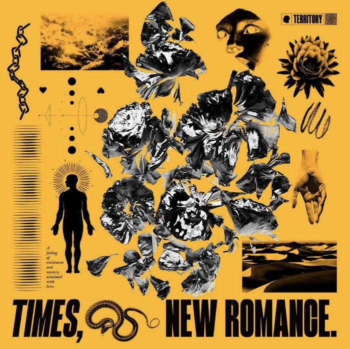 Territory – Times, New Romance EP