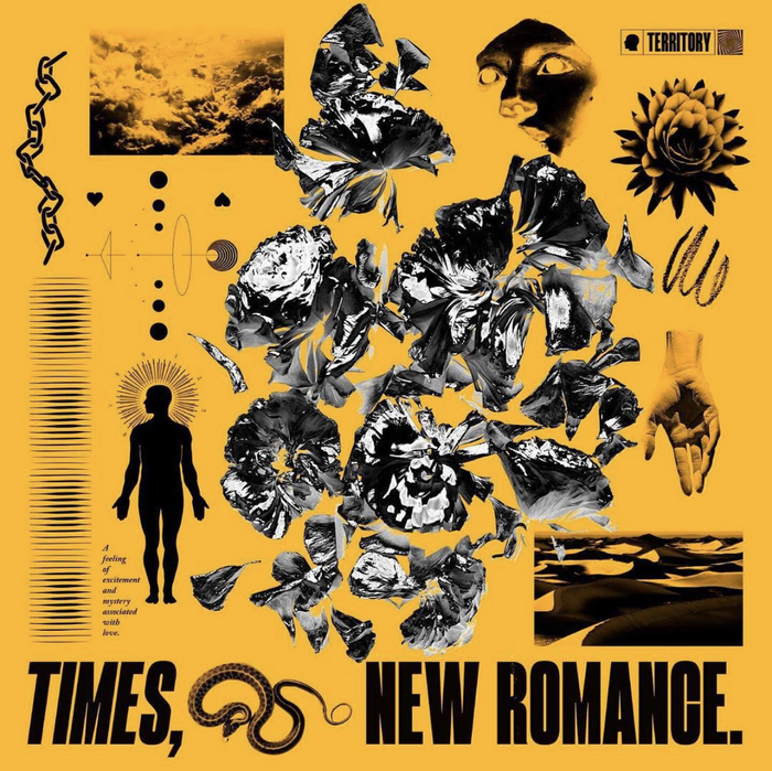 Territory – Times, New Romance EP