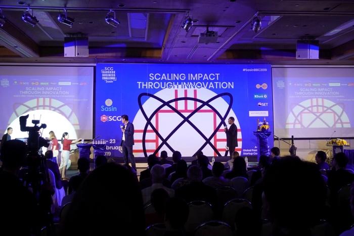 Sasin Bangkok Business Challenge 6