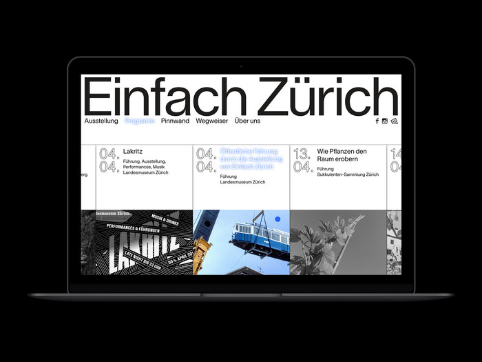 Einfach Zürich 4
