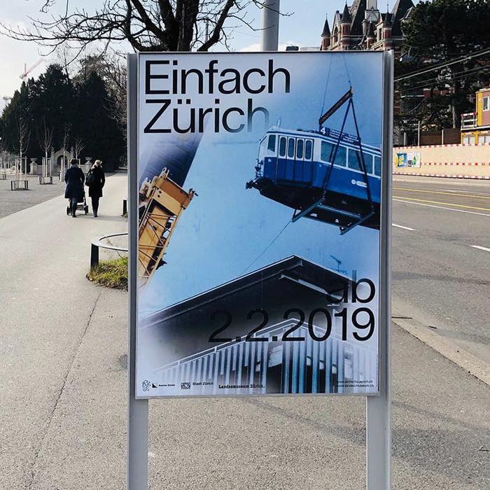 Einfach Zürich 1