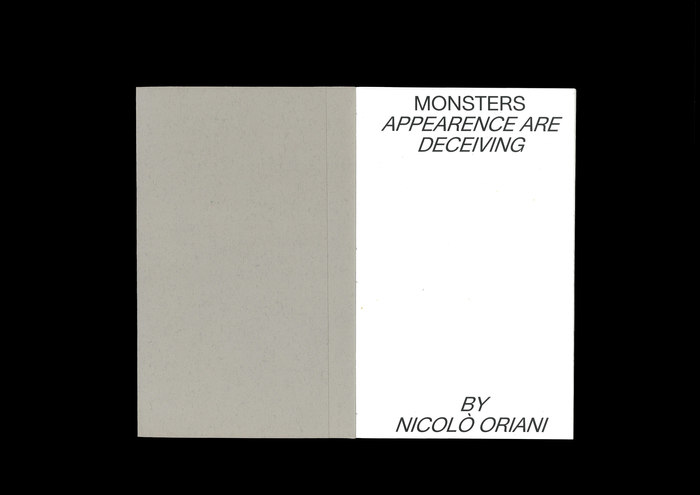 Monsters. Appearence are deceiving 3