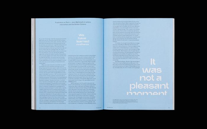 "Brasilia magazine No.5, ""Waste"" 5"