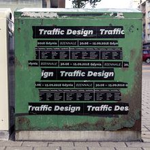 Traffic Design Biennale