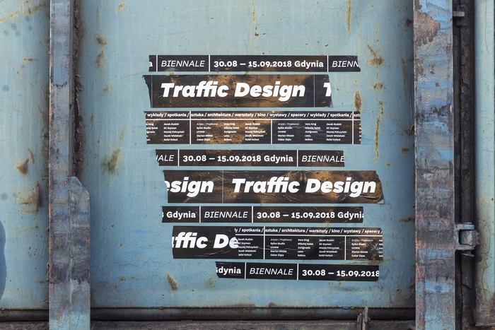 Traffic Design Biennale 4