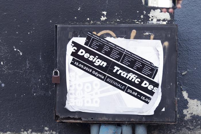 Traffic Design Biennale 6