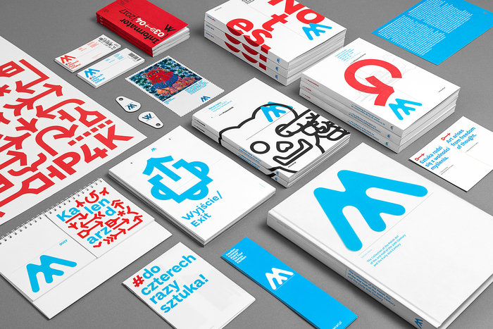 National Museum in Wrocław visual identity 1