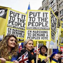 Put it to the People march