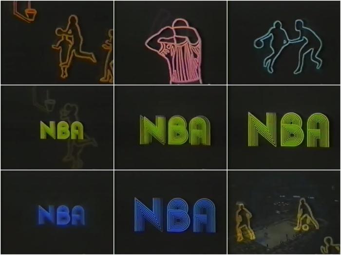 The NBA on CBS intro (1973–79)